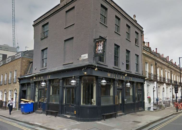 william iv pub e1418892076834 North London Pub Offering Christmas Dinners For The Homeless