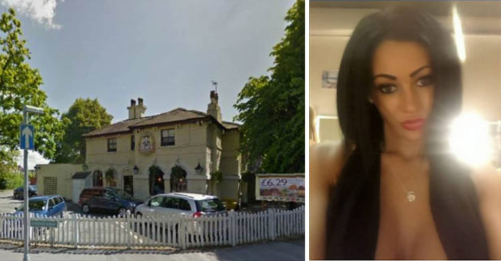 Girl Outed As Porn Star In Front Of Her Gran In A Toby Carvery 116