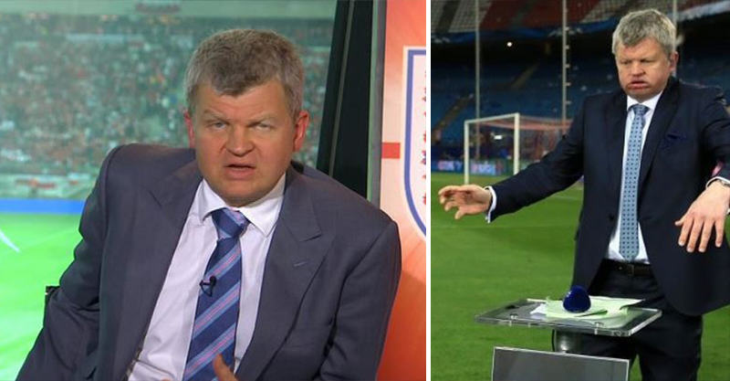 154 Adrian Chiles Sacked As ITVs Football Host