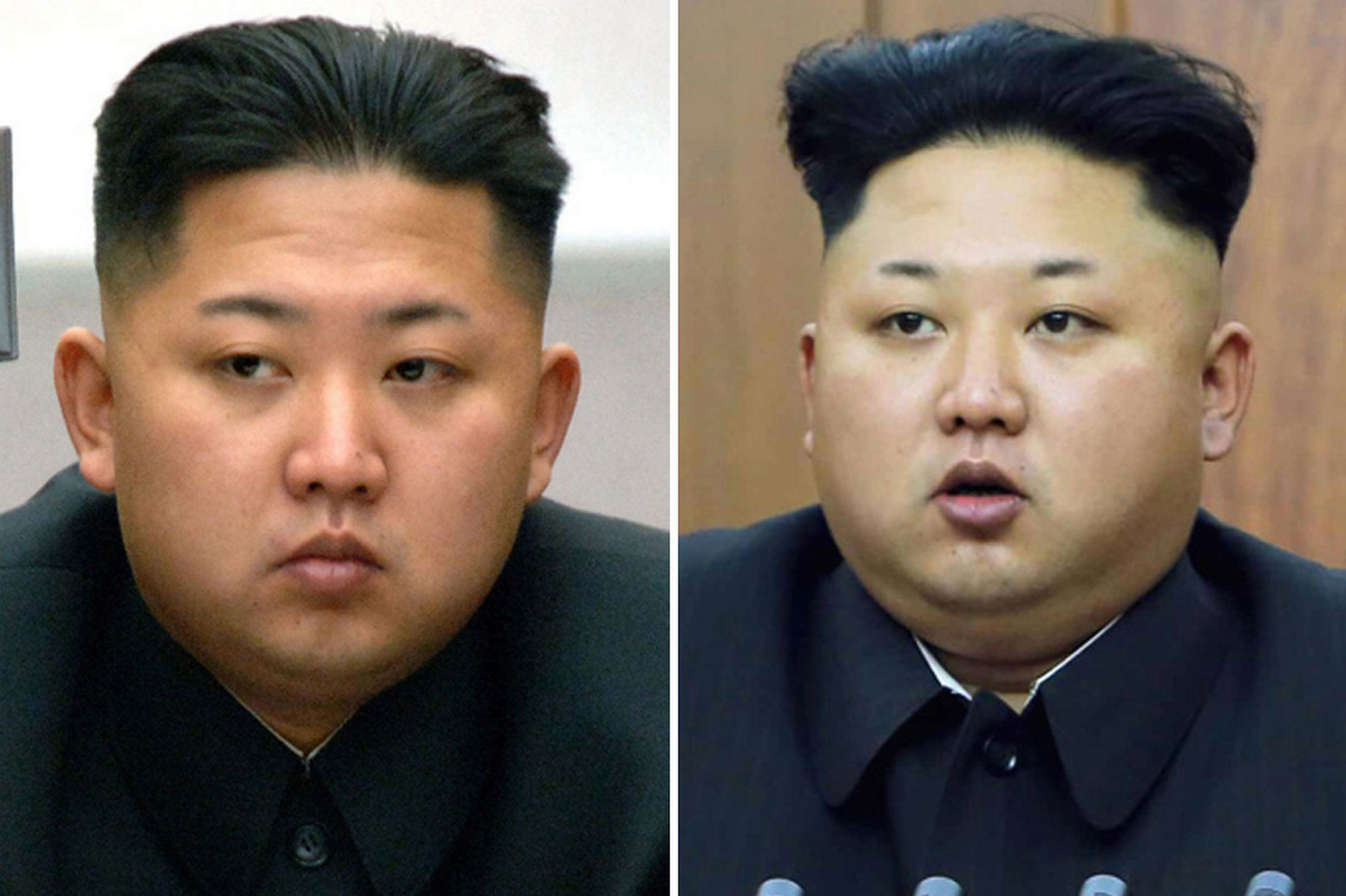 Someone Has Hacked Kim Jong Uns Eyebrows MAIN Kim Jong Un eyebrows