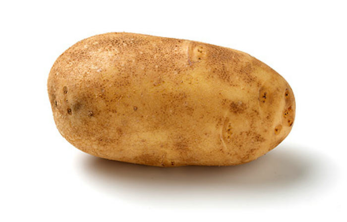 Potato main Man Arrested For Drive By Attacks... With Potatoes