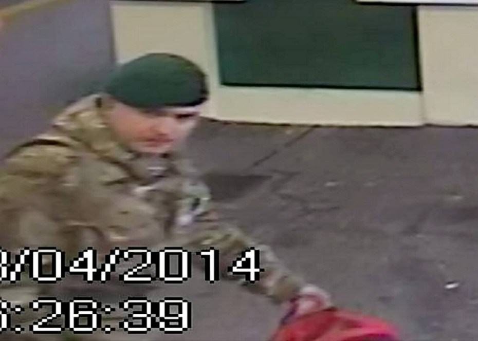 Man Jailed For Posing As Soldier To Steal Help For Heroes Donations ad 156816500 e1421410117481
