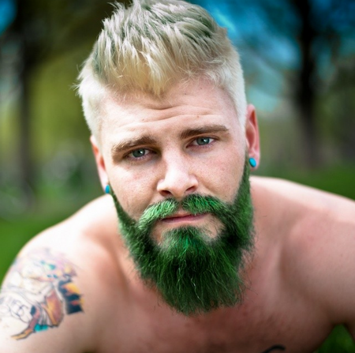 Men Are Now Dyeing Their Beards, And Its Apparently Fashionable rfikmh8xerhov6tolnbu