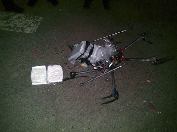 rpvi6fki5t5zeipdd29p Drone Carrying Meth Crash Lands Next To US Mexico Border