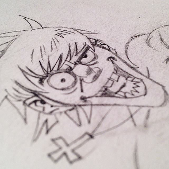 10952955 851022031603370 1915589477 n The Gorillaz Are Back! New Instagram Artwork Confirms Return