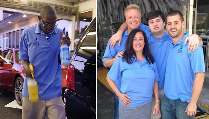 168 This Dad Started A Car Wash So His Autistic Son Could Find Purpose