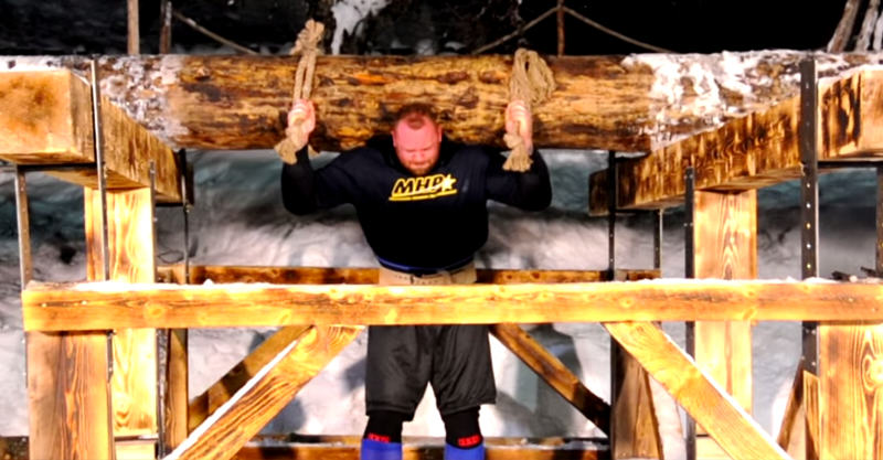 17 The Mountain From GoT Breaks 1000 Year Old Weightlifting Record