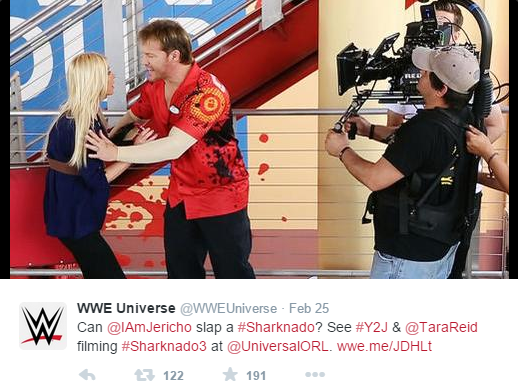 19 Sharknado 3 Will Now Star Chris Jericho And Its Going To Be Amazingly Shit