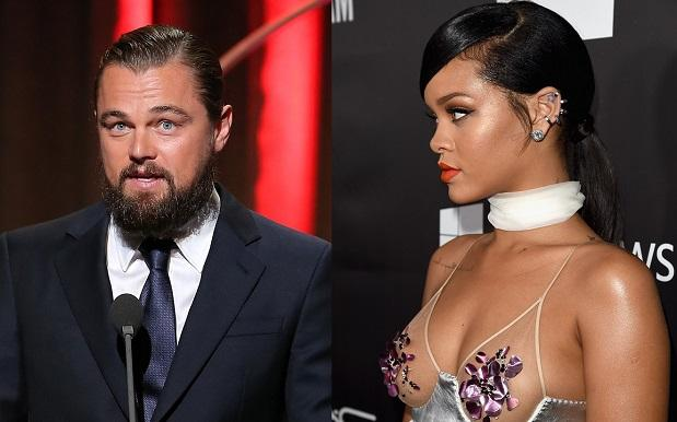 2 Rihanna Wants To Put Leonardo DiCaprio On A Diet