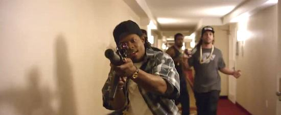 NWA2 NWA Biopic Straight Outta Compton Trailer Drops, Looks Insane