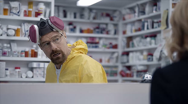 Screen Shot 2015 02 02 at 09.47.11 The Breaking Bad Esurance Advert For The Super Bowl Was Hilarious