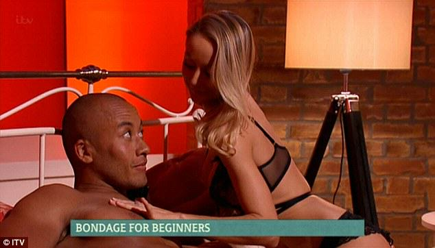 itv Outrage As This Morning Tests Sex Toys Live On Air