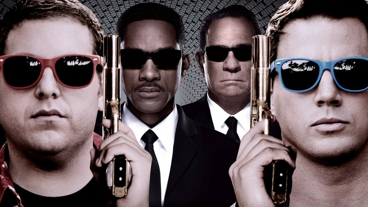 The Jump Street / Men In Black Crossover Is Almost A Reality jumpstreet