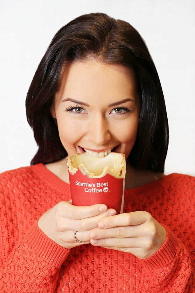 kfc KFC Launch The Edible Coffee Cup And Were All For It