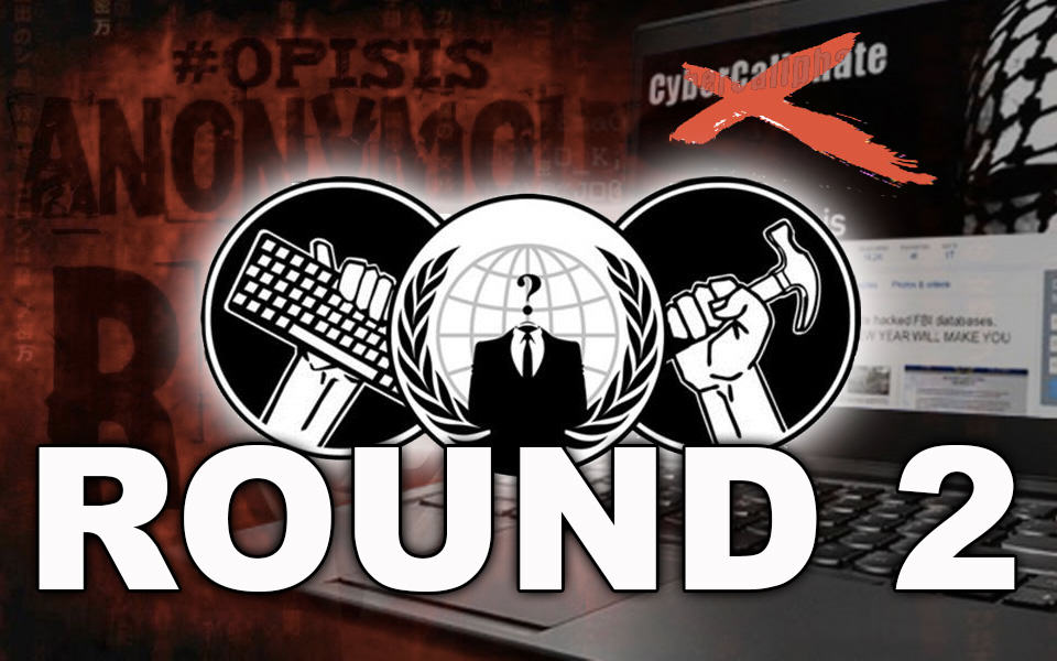 opisis round2 Anonymous Vs ISIS Heats Up, Expose And Destroy Document Released