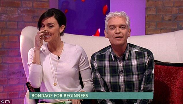 schofe Outrage As This Morning Tests Sex Toys Live On Air
