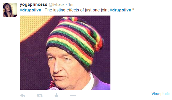 15 Twitter Reacts To Channel 4 Drugs Live Show About Cannabis