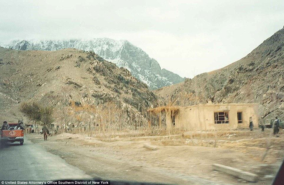 269584B100000578 2991827 image m 83 1426196207641 Rare Photos Of Osama Bin Ladens Secret Compound Revealed