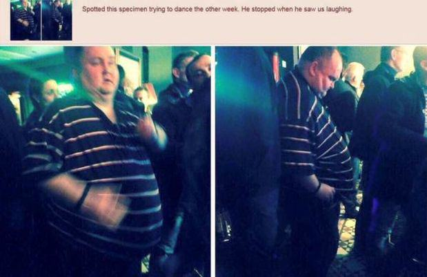 MTI4NTc3MTcyOTUxNTQyNDAz The Dancing Guy Laughed At For His Size Gets The Last Laugh Thanks To The Internet