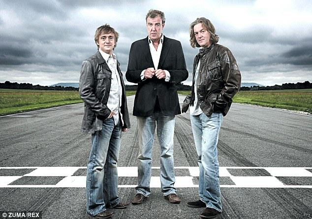 clarkson1 Top Gears James May Might Quit TV To Become A Teacher