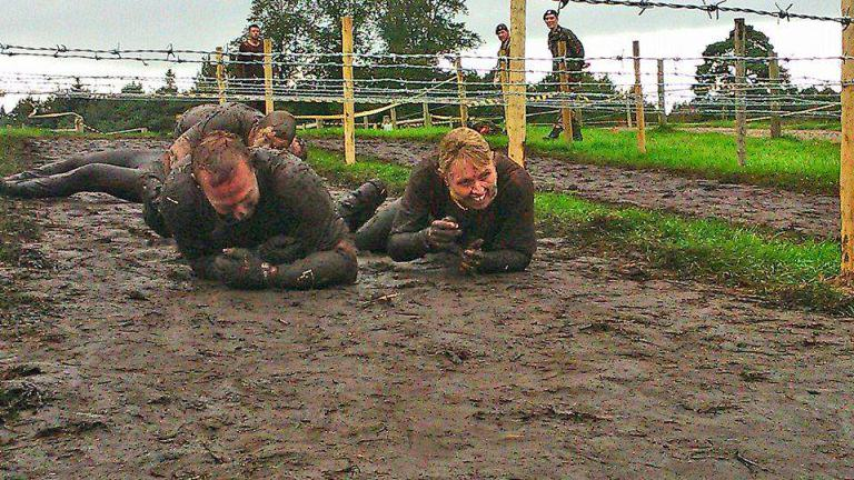 gash Paralysed Man Completes Gruelling Born Survivor Obstacle Course
