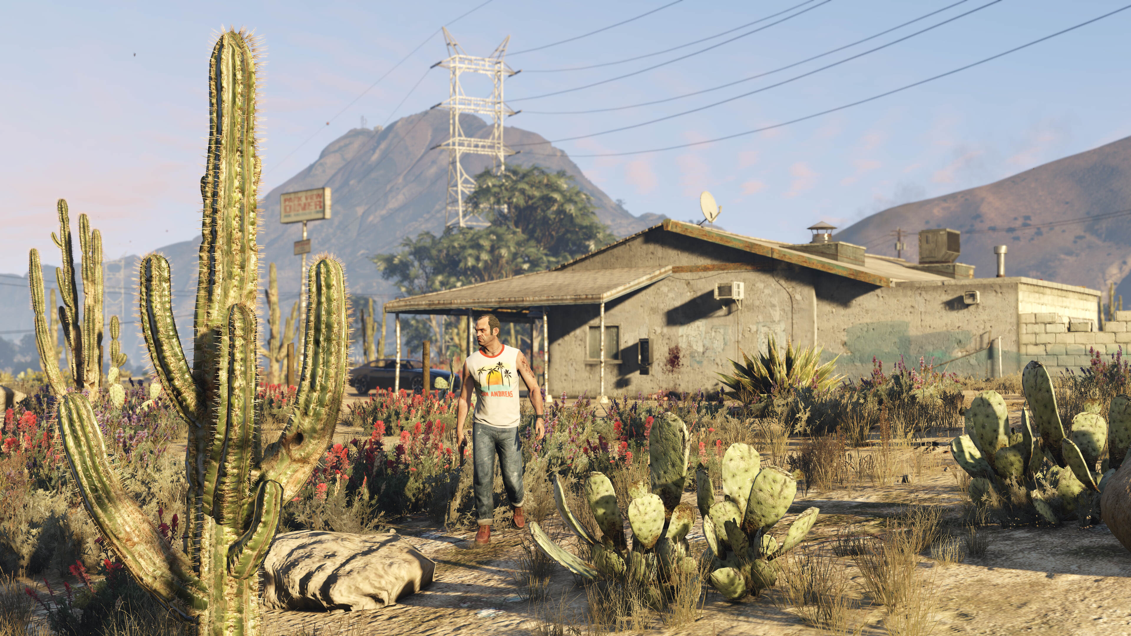 grand theft auto 5s latest pc screenshots sure are a looker 142748223863 Rockstar Release Much Anticipated Grand Theft Auto V PC Screenshots