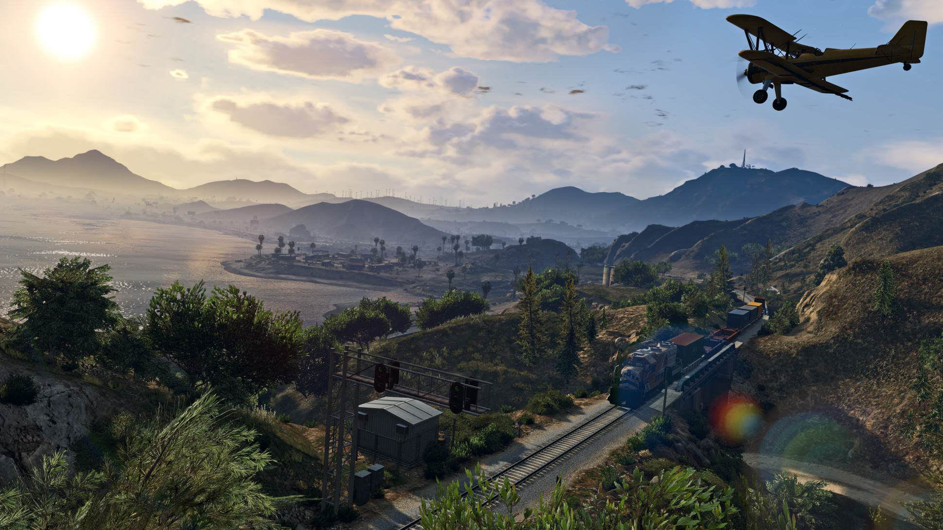 gta21 Rockstar Release Much Anticipated Grand Theft Auto V PC Screenshots