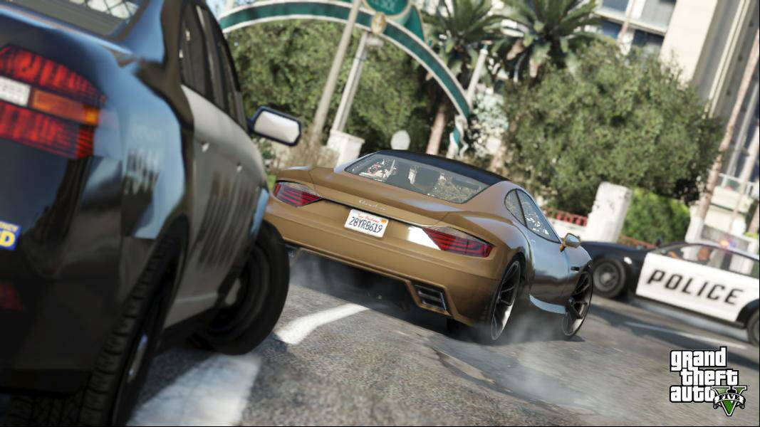 gta41 Rockstar Release Much Anticipated Grand Theft Auto V PC Screenshots