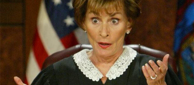 judge judy 1 Judge Judys New Contract Sees Her Earn Over $900K A Day