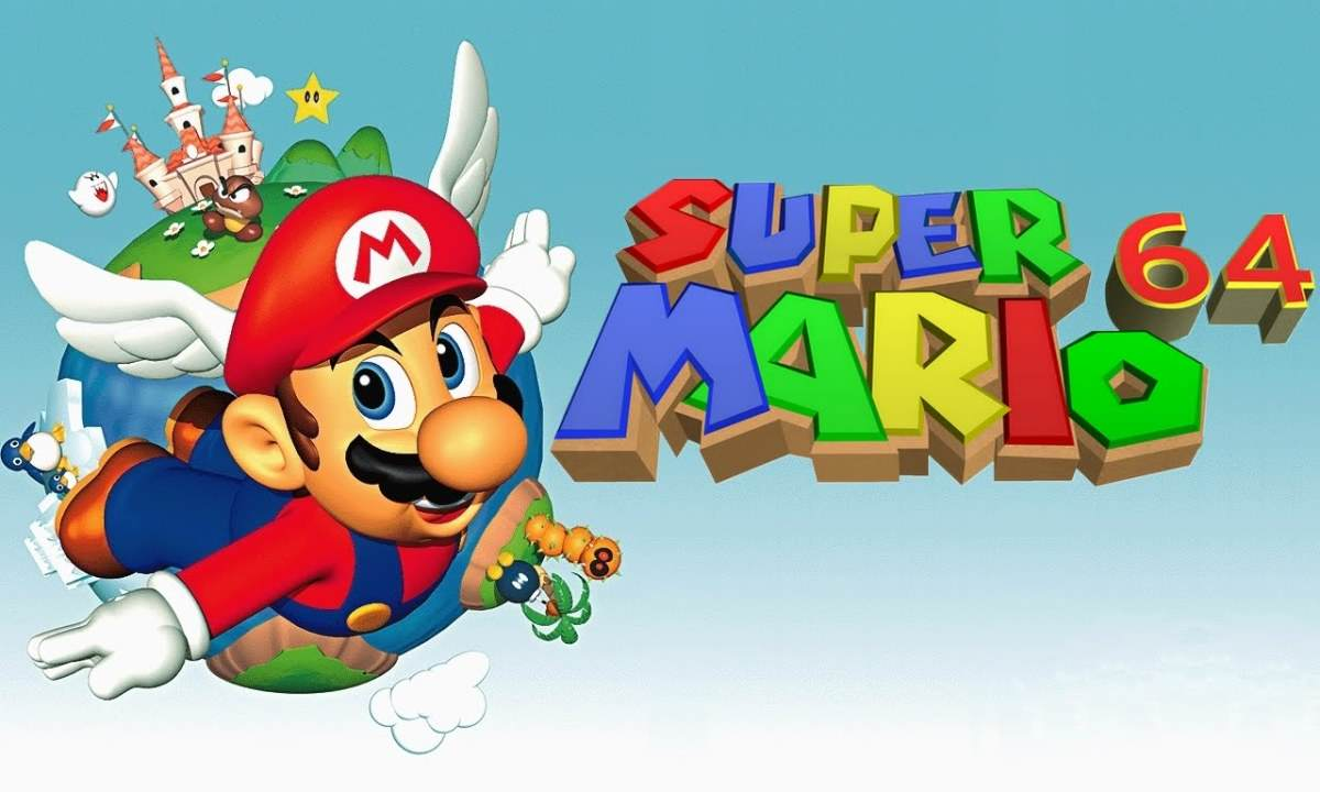 mario3 Fancy Playing Super Mario 64 On Your Browser? Of Course You Do