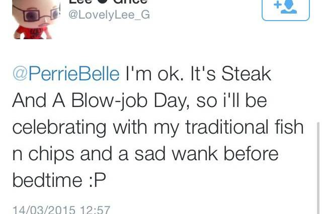 Steak And Blowjob Day... The Internet Reacts sb6 640x426
