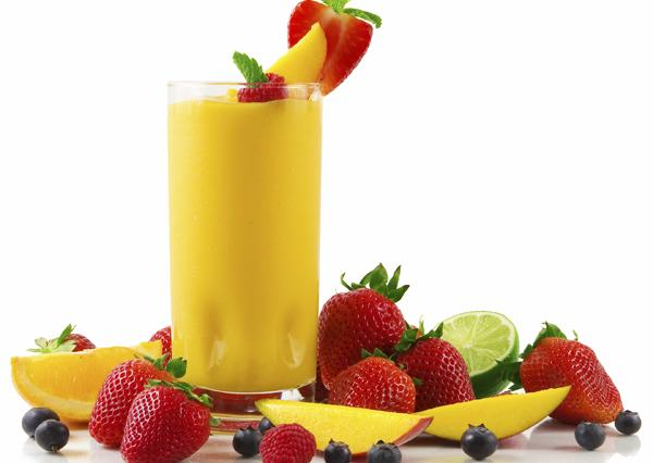 smoothie 1 600x426 Mum Takes Away Girls iPhone, Girl Tries To Poison Her With Bleach
