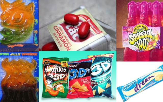 snacks Website Thumb 640x400 Those Snacks And Drinks Youll Never See Again