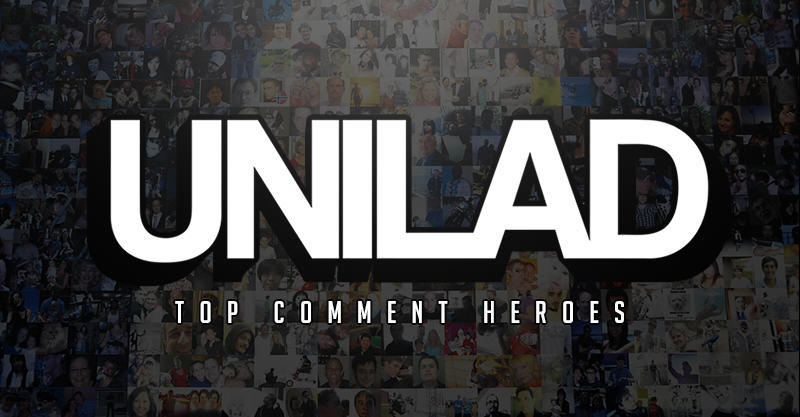 topcommentheroes This Weeks UNILAD Top Comment Heroes