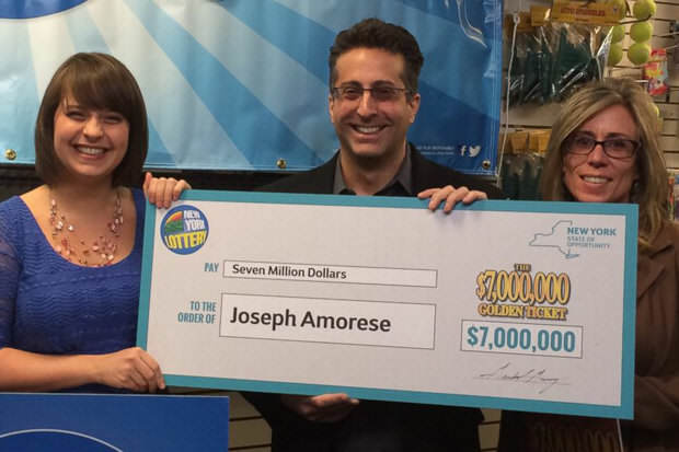 Man Wins £4.7 Million From Lottery Ticket In Get Well Soon Card wow