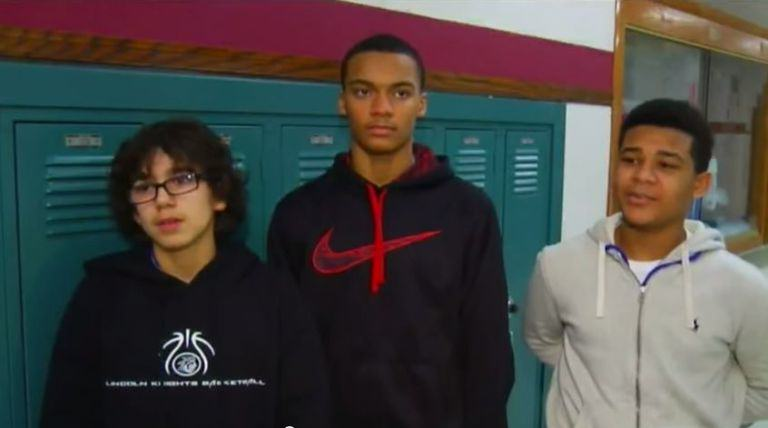 youtube down 2 Basketball Players Stop Game, Confront Bully Abusing Cheerleader With Downs Syndrome