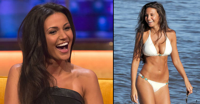 1107 Michelle Keegan Voted The Sexiest Woman In The World