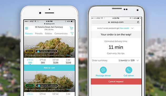 An Uber For Weed App Has Raised Over $10 MILLION On Its Startup Campaign, And Is Backed By Snoop Dogg 111