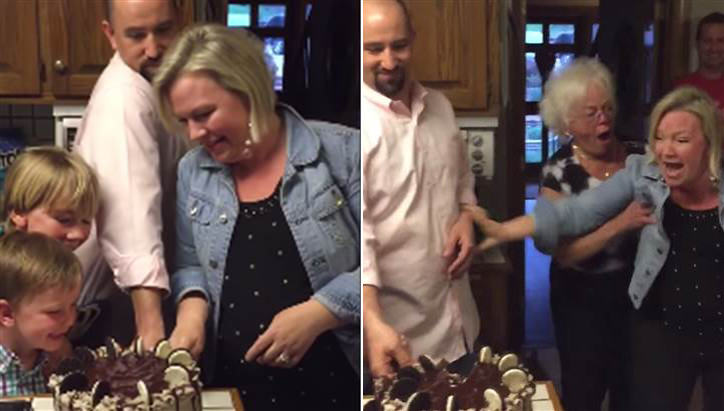 134 Mother Of Six Boys Finds Out Shes Having A Girl, Loses Her Sh*t