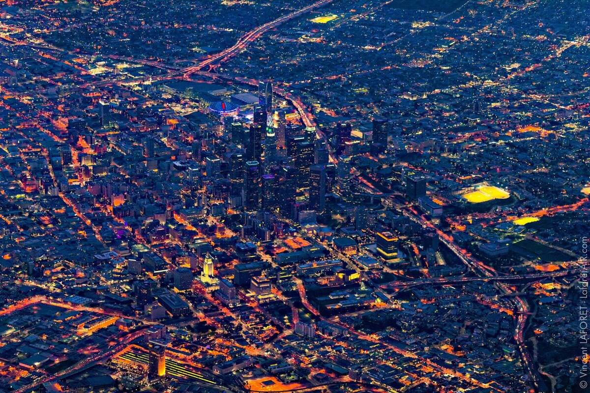 Los Angeles Looks Incredible At 10,000 Feet 56