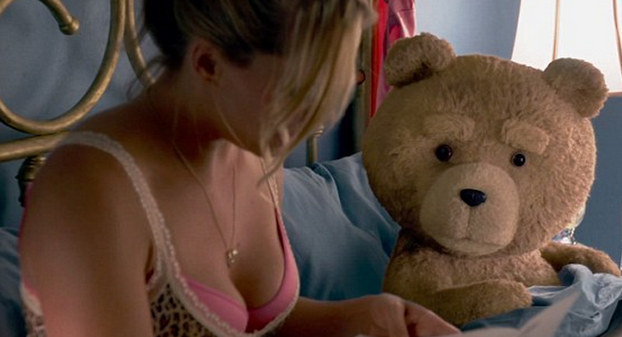 Screen Shot 2015 04 28 at 12.16.57 The Ted 2 Trailer Is Here: Watch Mark Wahlberg Try To Steal Sperm From Tom Brady