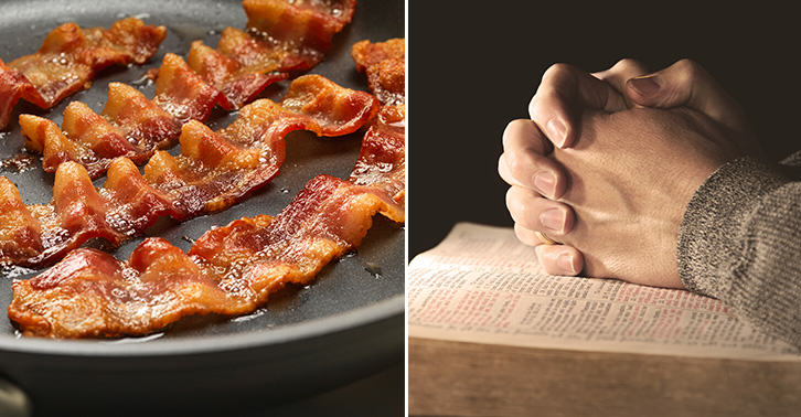 baconthumb There Is An Actual Church Of Bacon, But People Arent Happy