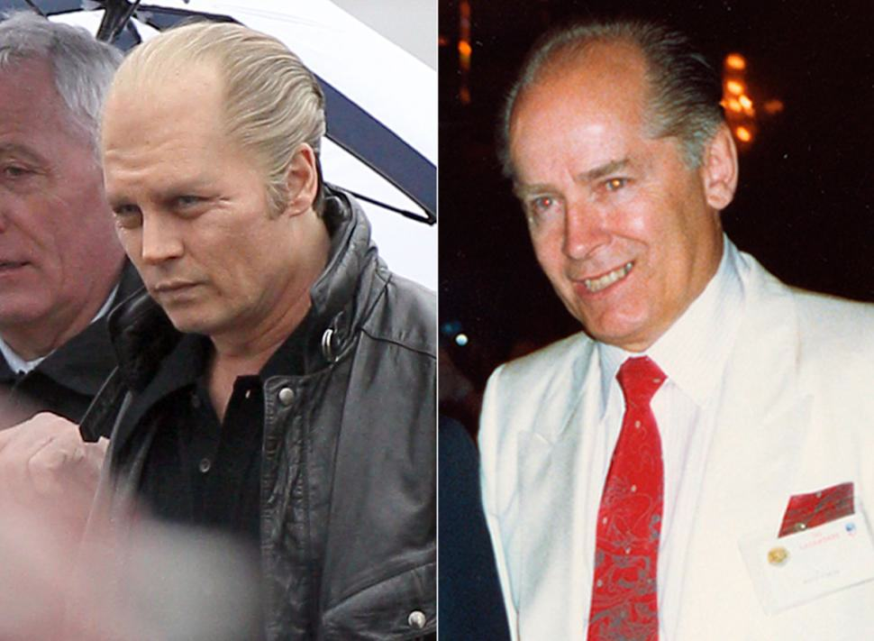 depp The Trailer For Johnny Depps New Film Black Mass Looks Intense