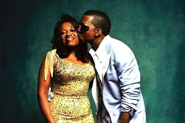 Kanye West Raps Hey Mama With His Mother Before She Died kanyewebthumb 640x426