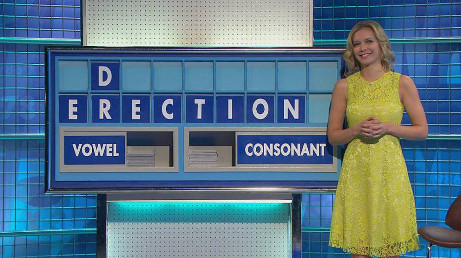 lol1 Finally, A Wild Erection Appears On Countdown