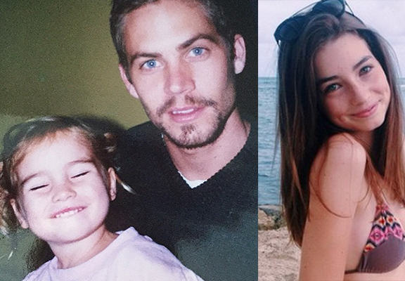 meadowWEBTHUMBNEW Paul Walkers Daughter Shares Touching Throwback Image Of Her And Her Father