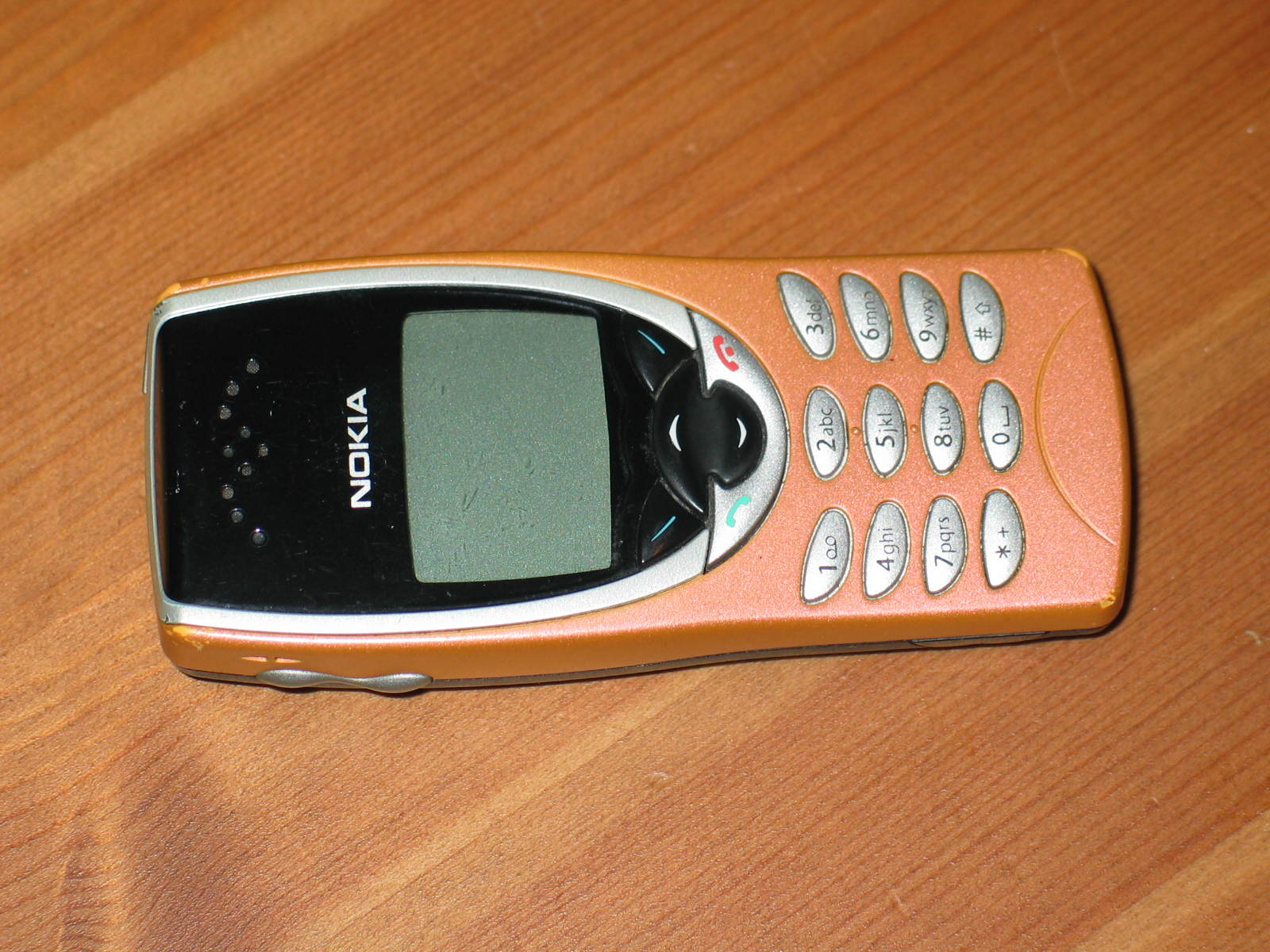nokia 8210 orange The Nokia 8210 Is Making A Comeback With Drug Dealers