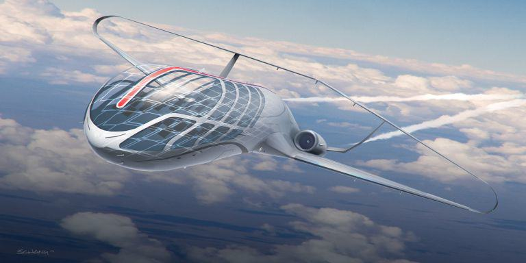 plane 3 Star Wars Designer Shows Us How The Future Of Travel May Look