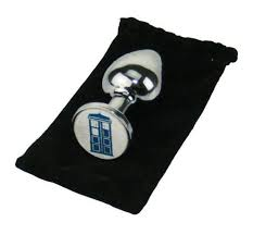 You Can Now Buy A TARDIS Butt Plug If Doctor Who Really Floats Your Boat tardis