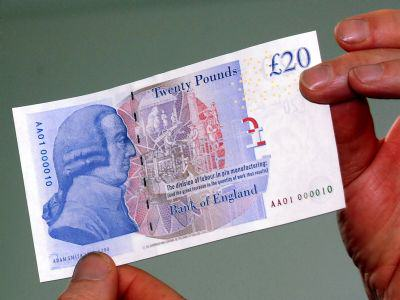 Online Petition Launched To Get Ainsley Harriott On The £20 Note £20 note
